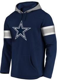 Dallas Cowboys Red Zone Hood - Navy Blue