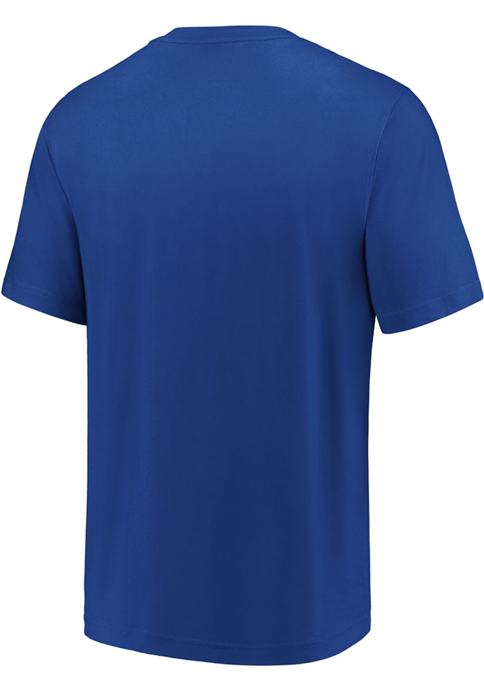 FC Cincinnati Blue Iconic Clutch Short Sleeve T Shirt - Image 2