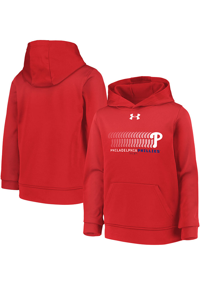 Under Armour Philadelphia Phillies Youth Red javascript:void(ghelp