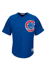 Chicago Cubs Majestic Alternate Replica - Blue