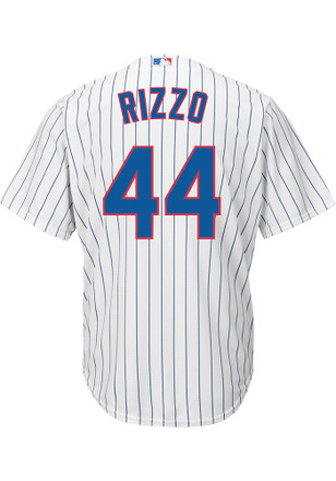 Anthony Rizzo Chicago Cubs Mens Replica Home Jersey