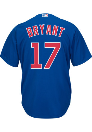 Kris Bryant Chicago Cubs Mens Replica Alternate Jersey