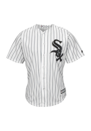 Majestic Chicago White Sox Mens White Home Jersey