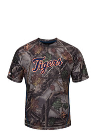 Majestic Detroit Tigers Green Be The Best Tee