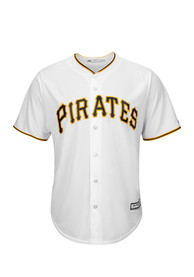 756a5f065 Pittsburgh Pirates Majestic Replica Player Jersey