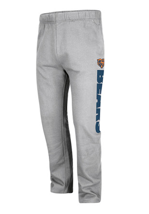 Majestic Chicago Bears Mens Grey tee Sweatpants