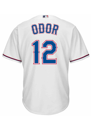 Rougned Odor Texas Rangers Mens Replica Cool Base Jersey