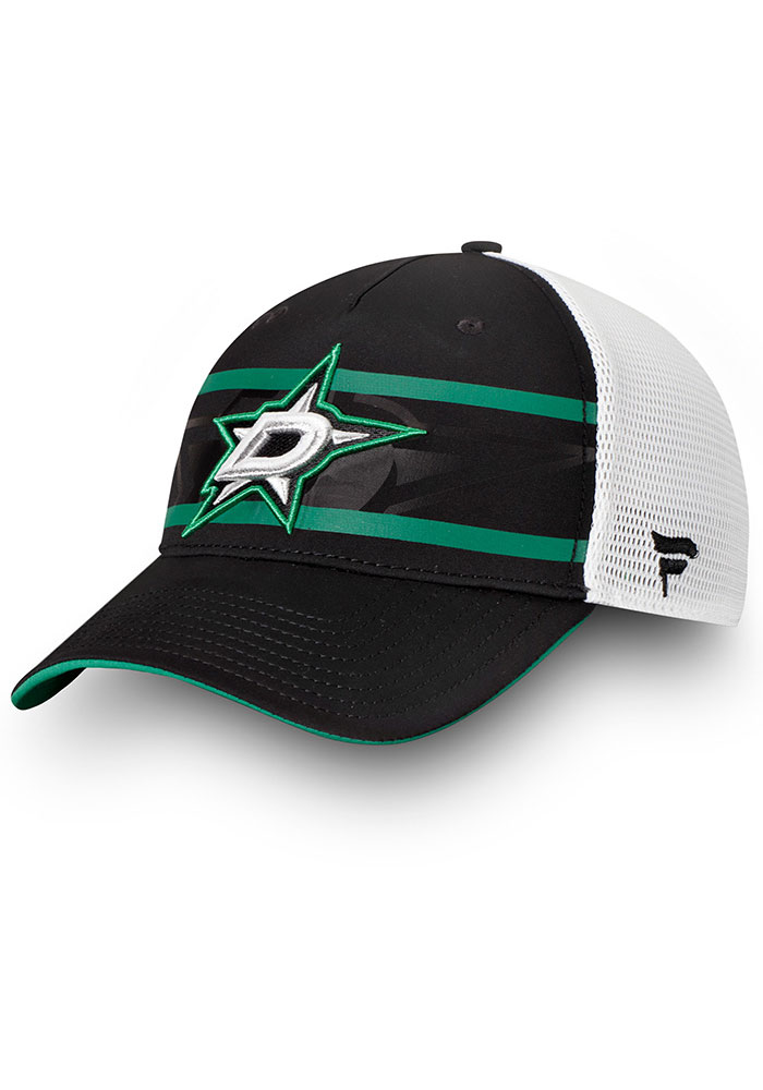 Dallas Stars Authentic Pro Second Season Adjustable Hat - Black - Image 1