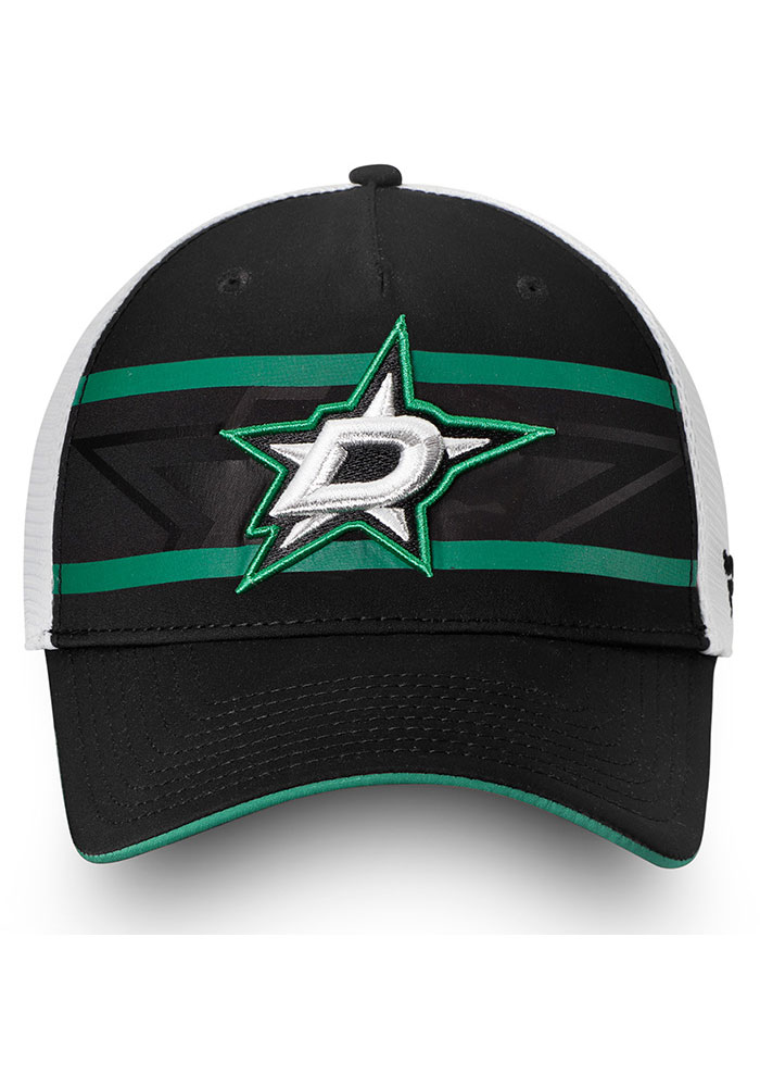 Dallas Stars Authentic Pro Second Season Adjustable Hat - Black - Image 2