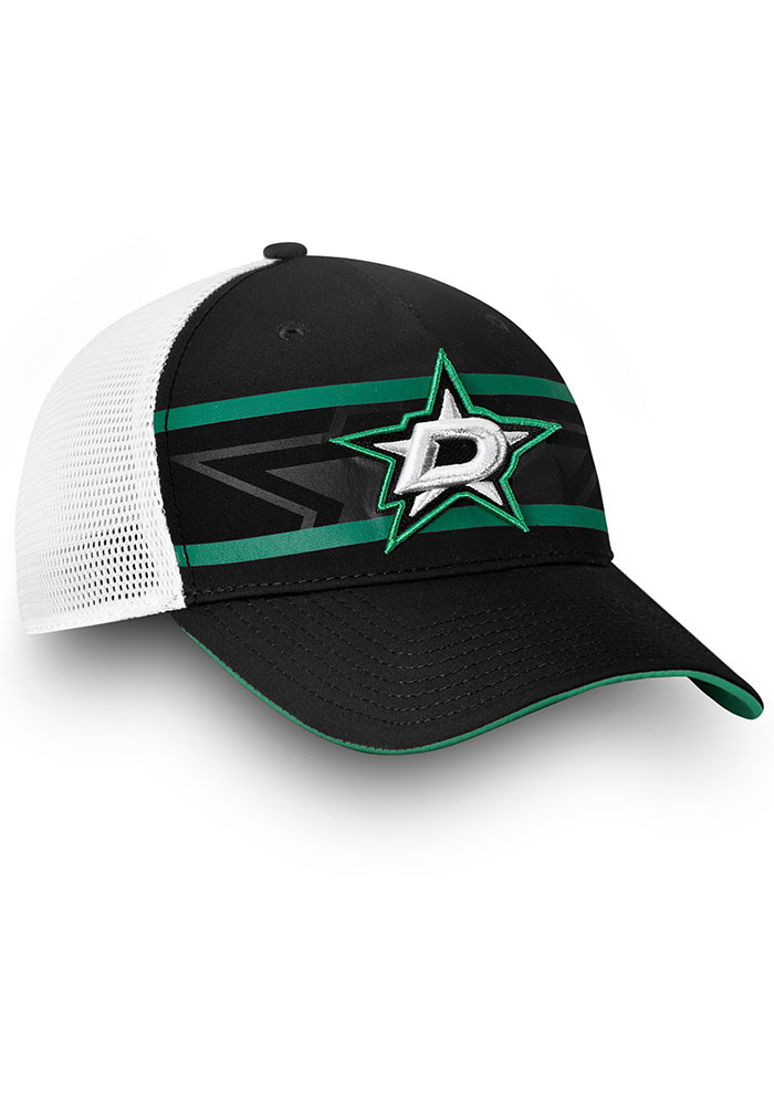 Dallas Stars Authentic Pro Second Season Adjustable Hat - Black - Image 3