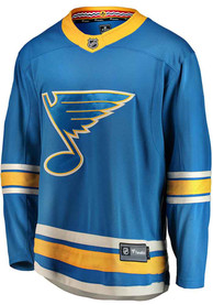 newest collection dc200 b046a St Louis Blues Blue Breakaway Alternate Jersey
