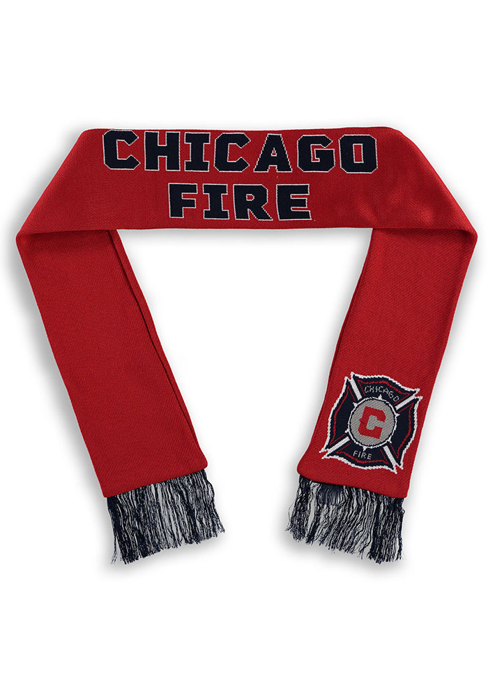 Chicago Fire Core Scarf - Red