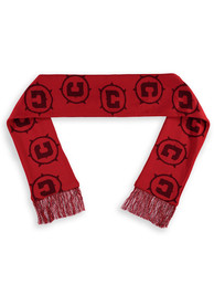 Chicago Fire Hue Scarf - Red