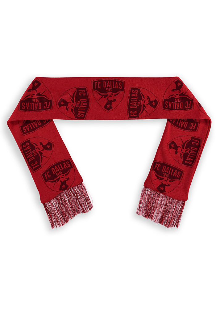 FC Dallas Hue Scarf - Red