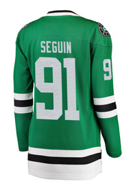 Tyler Seguin Dallas Stars Womens Breakaway Hockey Jersey - Green