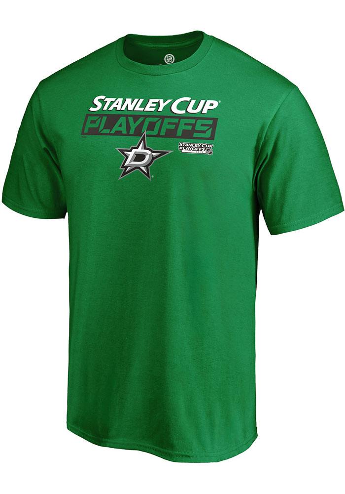 Dallas Stars Green Body Checking Short Sleeve T Shirt - Image 1