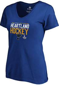 355a4a6e Shop St Louis Blues Apparel, STL Mens Sportswear, NHL Blues Womens ...
