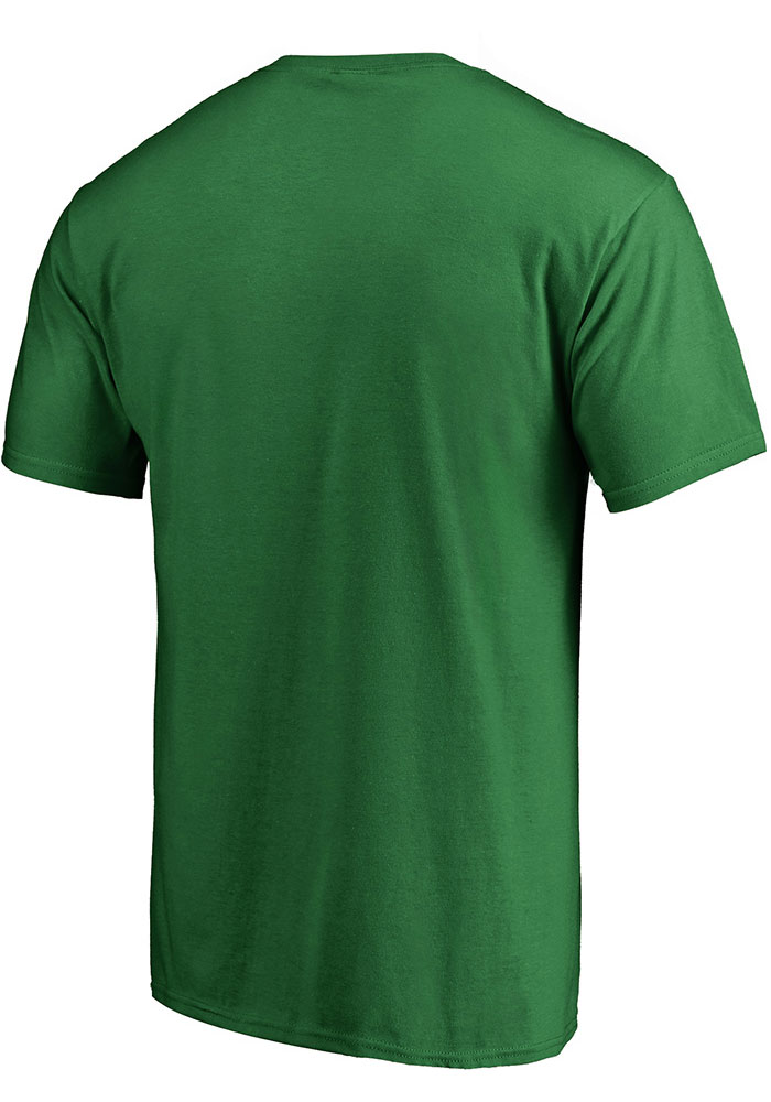 Dallas Stars Green Pro Tricode Short Sleeve T Shirt - Image 2