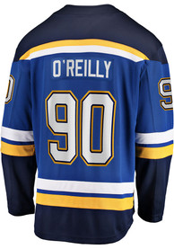 Ryan O'Reilly St Louis Blues 2019 Home Hockey Jersey - Blue