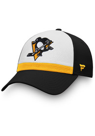 Pittsburgh Penguins Breakaway Flex Hat - Black