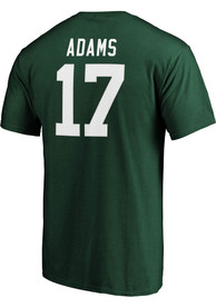 Davante Adams Green Bay Packers Authentic Stack T-Shirt - Green