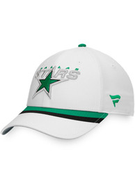 Dallas Stars Special Edition Structured Adjustable Hat - White
