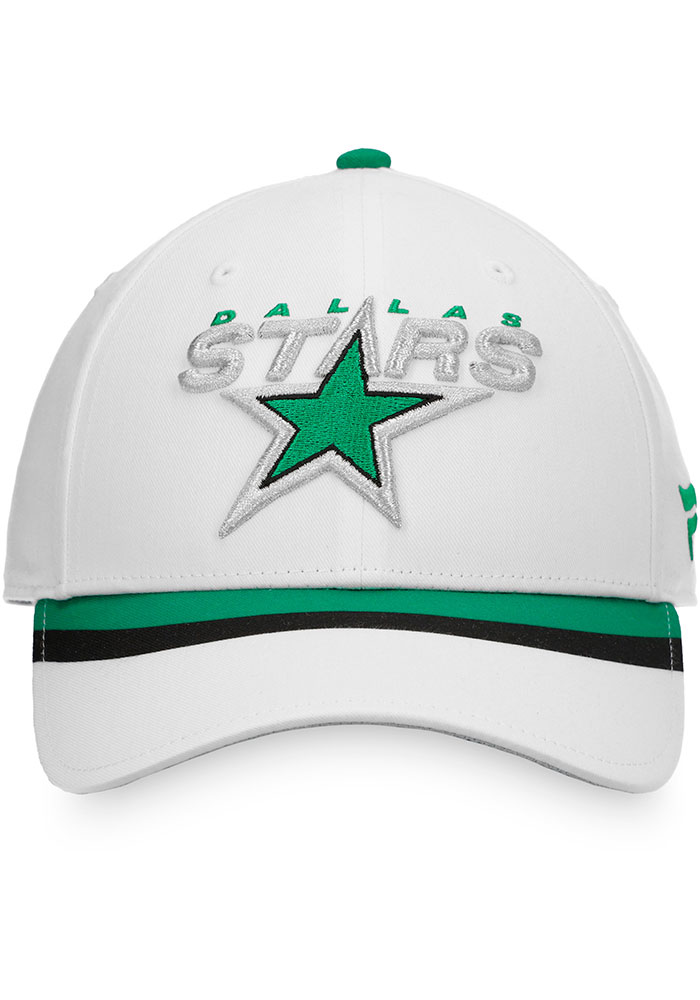 Dallas Stars Special Edition Structured Adjustable Hat - White - Image 2