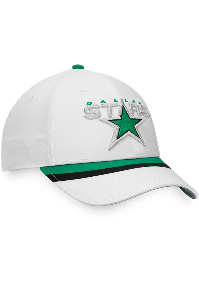 Dallas Stars Special Edition Structured Adjustable Hat - White - Image 3