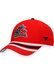 Columbus Blue Jackets Special Edition Structured Adjustable Hat - Red