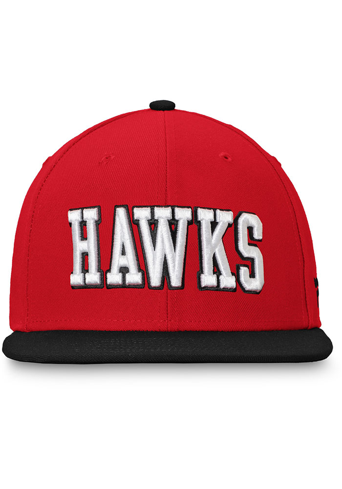 Chicago Blackhawks Red Hometown Mens Snapback Hat - Image 2