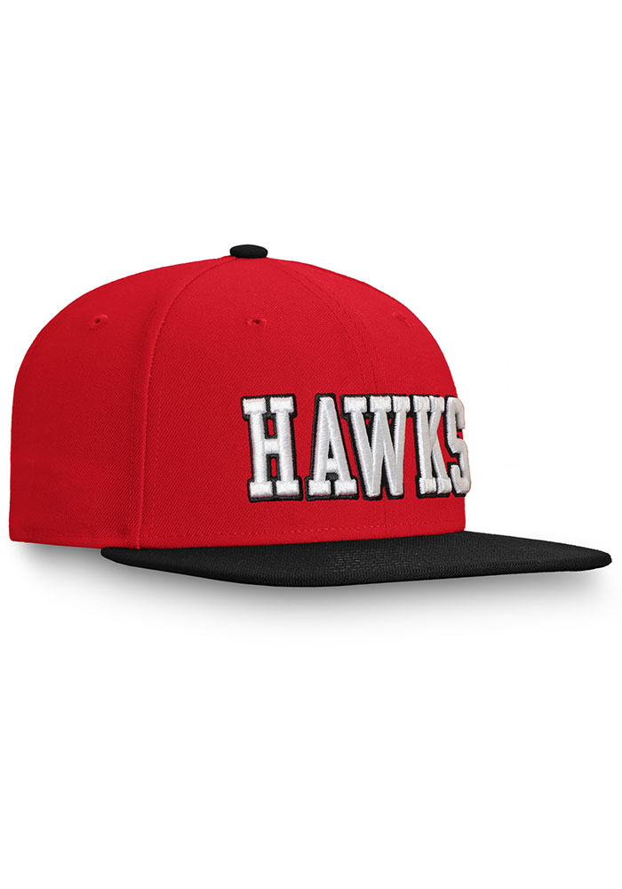 Chicago Blackhawks Red Hometown Mens Snapback Hat - Image 3