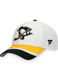 Pittsburgh Penguins Special Edition Structured Adjustable Hat - White