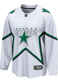 Dallas Stars Special Edition Breakaway Hockey Jersey - White