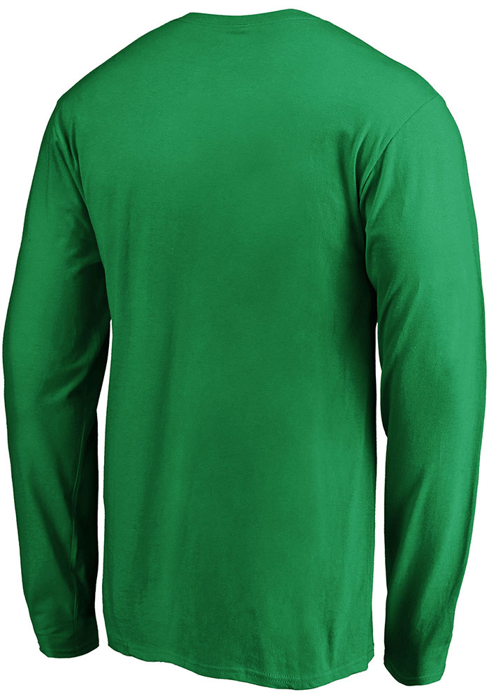 Dallas Stars Green Cotton Prime Long Sleeve T Shirt - Image 2