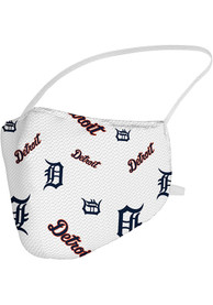 Detroit Tigers Sublimated Fan Mask - Navy Blue