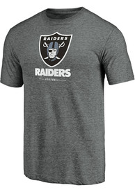 Las Vegas Raiders Sport Drop Fashion T Shirt - Grey