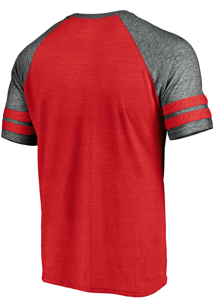 Kansas City Chiefs Red Super Bowl LIV Champions Scrimmage Short Sleeve Fashion T Shirt - Image 2