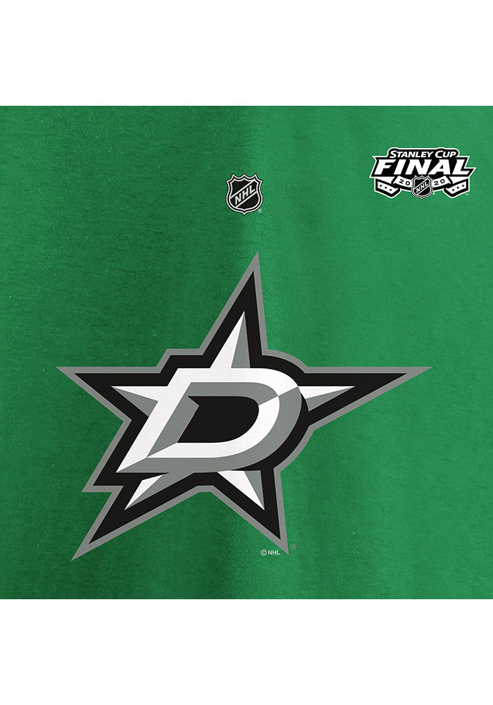 Alexander Radulov Dallas Stars Kelly Green 2020 Stanley Cup Final Participant Angle Play Short Sleeve Player T Shirt - Image 5