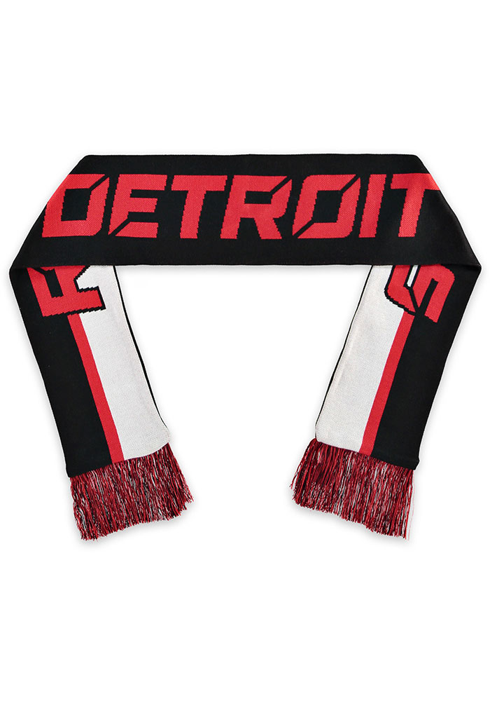 Detroit Red Wings 2019 Authentic Pro Rinkside Mens Scarf - Image 2