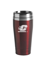 Central Michigan Chippewas 16oz Stainless Steel Travel Mug