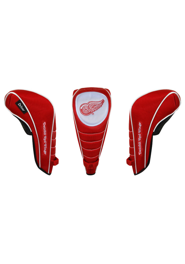 Detroit Red Wings Shaft Gripper Driver Golf Headcover - Image 1