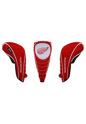 Detroit Red Wings Shaft Gripper Driver Golf Headcover
