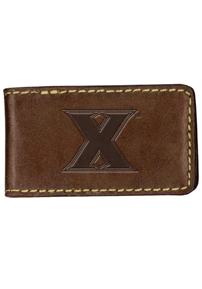 Xavier Musketeers Contrast Stitch Mens Money Clip - Image 1
