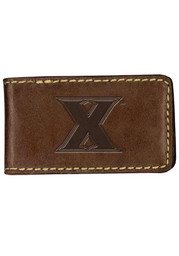 Xavier Musketeers Contrast Stitch Mens Money Clip