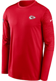 Kansas City Chiefs Nike Coach UV T-Shirt - Red