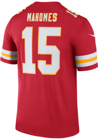 Patrick Mahomes Kansas City Chiefs Nike Home Legend Football Jersey - Red