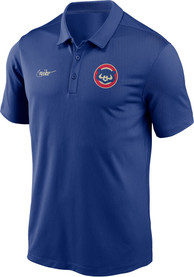 Chicago Cubs Nike Cooperstown Polo Shirt - Blue