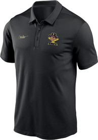 Pittsburgh Pirates Nike Cooperstown Polo Shirt - Black