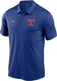Texas Rangers Nike Cooperstown Polo Shirt - Blue