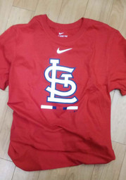 St Louis Cardinals Nike Legacy T Shirt - Red